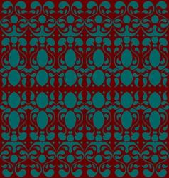 Oriental grid vector