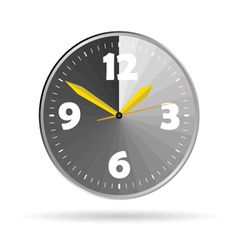 Clock color vector