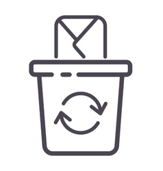 Mail icon symbol vector