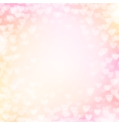 Pink background with light vector