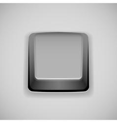 Keyboard button vector