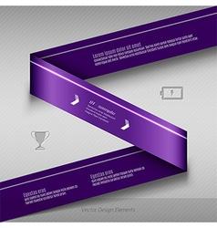 Infographics design for presentation banner web vector