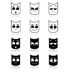 Faces vector