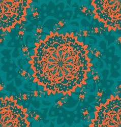 Nice Spring Pattern vector image