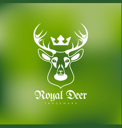 Wildlife logo vector