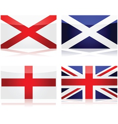 Creating a Union Jack vector image