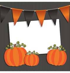 Halloween ornament vector
