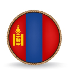 Mongolia seal vector