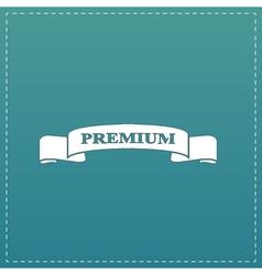 Vintage label design element vector image