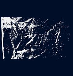 grunge texture horizontal background dark vector image