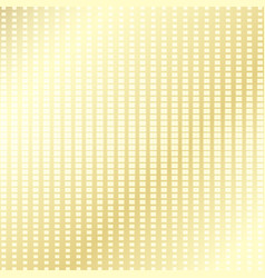 Gold checkered background vector