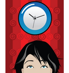Time illustration vector
