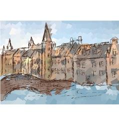 Bruges vector
