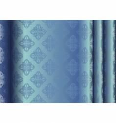 silk vector image vector image