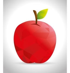 Apple icon design vector