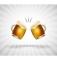 Cheers icon vector image vector image