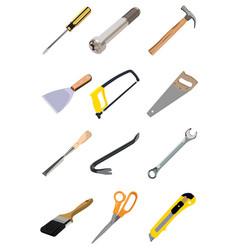 Tools supplies vector