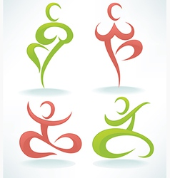 love poses vector image