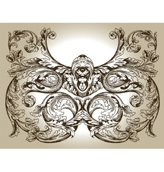 Design ornament vector