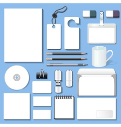 set of design templates vector image