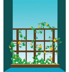 Window illustration vector