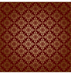 brown geometric texture with radial gradient vector image vector image