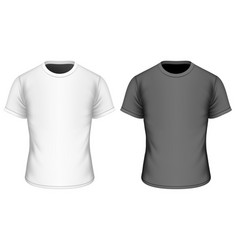 T-shirt for boys vector