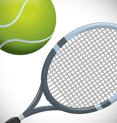 Tennis design vector
