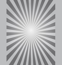 Black sunburst background vector