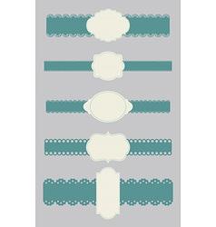 Labelsandribbons02 vector