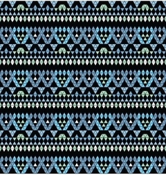 Tribal multicolored pattern vector image