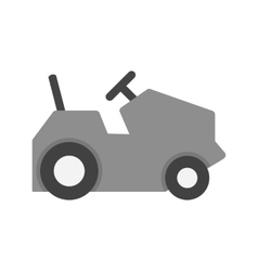 Farm vehicles vector