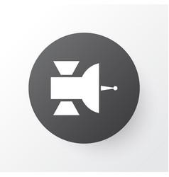 Satellite icon symbol premium quality isolated vector
