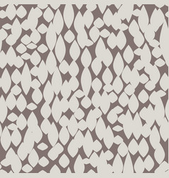 abstract irregular blot seamless pattern spotted vector image vector image