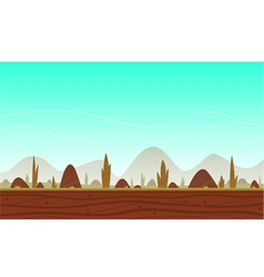 Game cartoon background vector