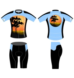 Uniform cycling design vector