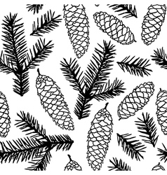 cone pattern vector image