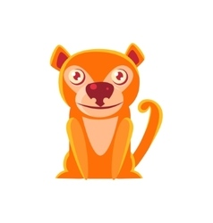 Monkey Toy Exotic Animal Drawing vector image vector image