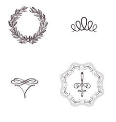 vintage symbol vintage print mythology design vector image vector image