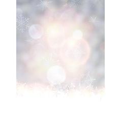 Vibrant christmas background vector