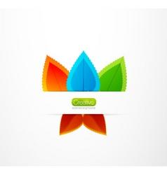 season logo vector image