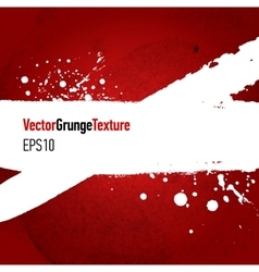 Ink banner for your design vector image