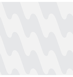 Seamless pattern of abstract waves vector image