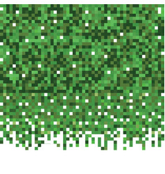 pixel pattern abstract geometric seamless vector image