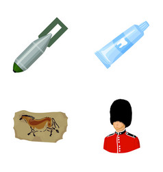Hygiene ecology army and other web icon in vector