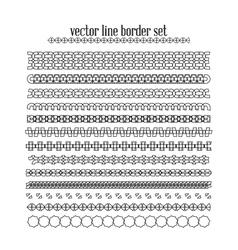 Line 4 vector image