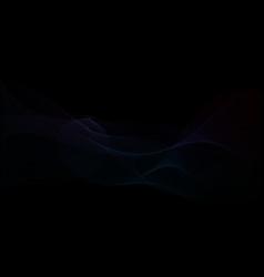 Abstract techno dots vector