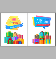 Best price 1999 discount special exclusive offer vector