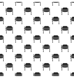 Mixer pattern simple style vector