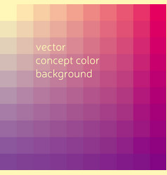Pink abstract concept geometry background with vector